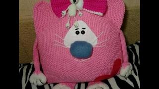 Подушка кошка часть 1