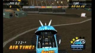 Monster Jam: Urban Assault Monster Truck Video Game Racing