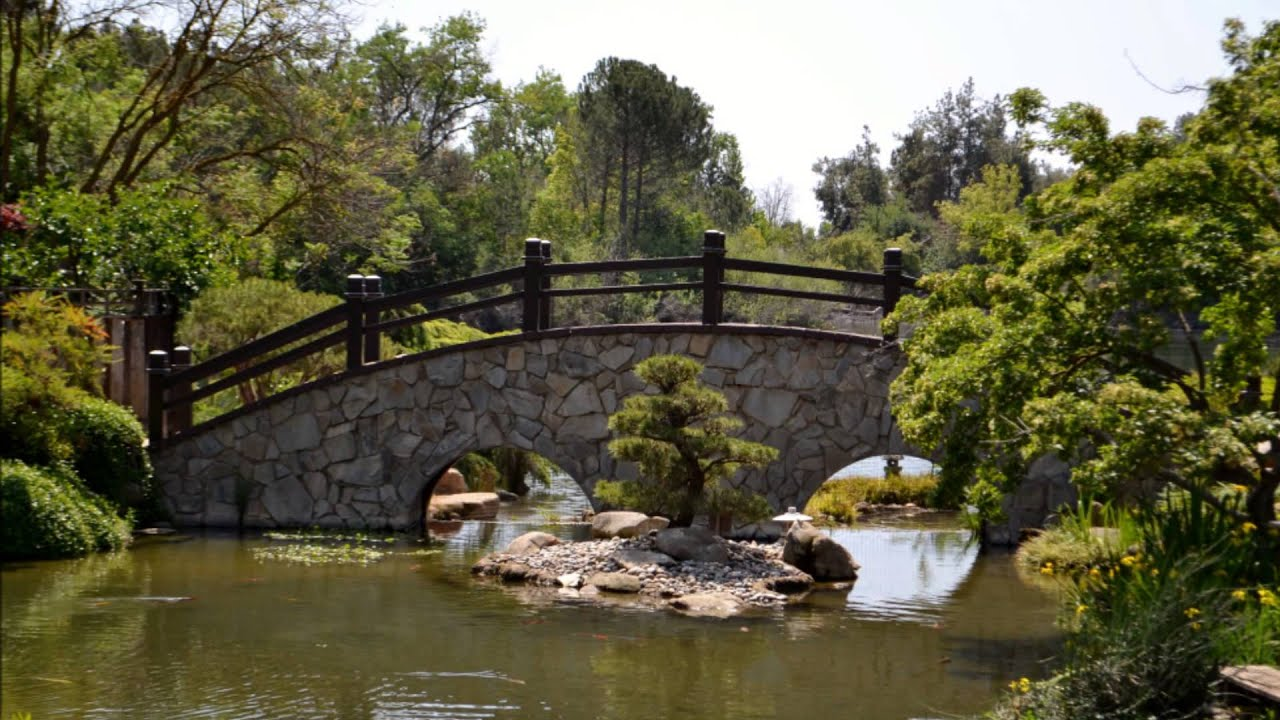 Shinzen Japanese Garden Youtube