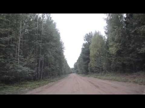 Участок Сосновка-граница Кировской области,трасса Киров-Глазов