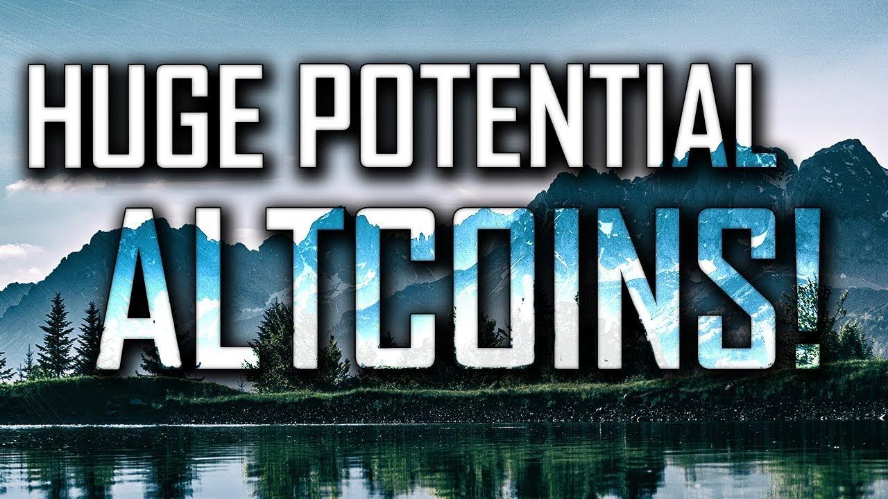 potential alt coins