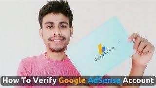 How To Verify Google AdSense Account Bangla 2018 | Mr TecH | 4K 💻