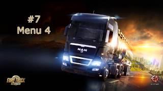 Euro Truck Simulator 2 - Music (#7 Menu 4)