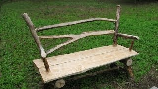 How To Build This Love Seat.