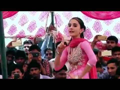 Chhoti Sapna Hot Dance    New Haryanvi Song