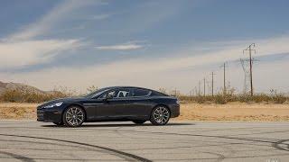 2015 Aston Martin Rapide S Desert Run