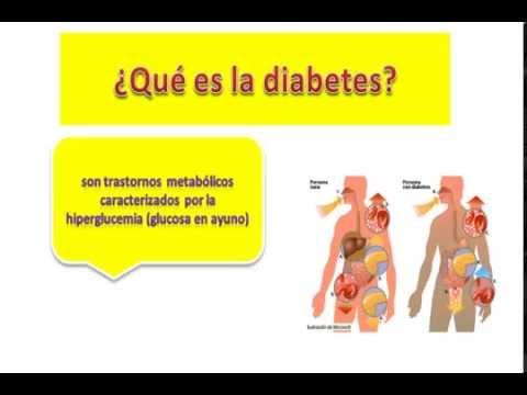 CUIDADOS EN PACIENTES DIABETICOS - YouTube