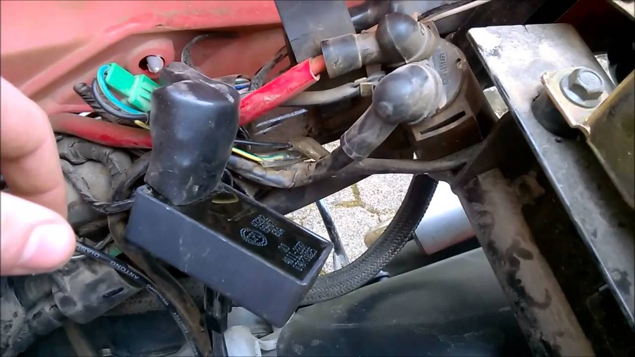 Repair And Service Manuals furthermore 368989 110cc Remote Wiring Question additionally Scooter Cdi Wiring Diagram in addition Hammerhead 150cc Go Kart Wiring Diagram further T14083 Schema Detaille Du Faisceaux Cdi St9 Cdi Racing. on chinese cdi diagram