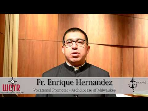 Anchored - Fr Enrique Hernandez