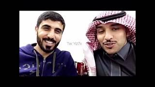 سنابات - لاعب الهلال عبدالمجيد الرويلي ولقاء مع حمدي