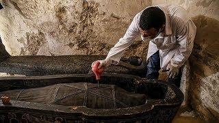 Цветные маски, драгоценности и статуэтки: как египтяне провожали фараонов в загробную жизнь?
