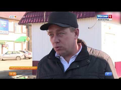 Жители Краснослободска жалуются на незаконный торговый павильон