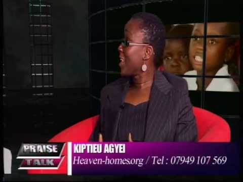 Praise Talk Interview with Kiptieu Agyei, Founder of Heaven Homes in Sierra Leone