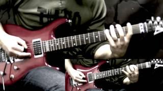 Video Slayer - Raining Blood - Guitar Cover download MP3, 3GP, MP4, WEBM, AVI, FLV November 2017