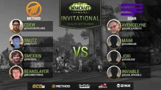 Method vs. SoaR - LB Finals - Legion Invitational