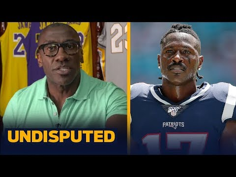 Tom Brady can't vouch for Antonio Brown, he's poisoned the water  Shannon Sharpe | NFL | UNDISPUTED