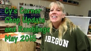 Shop Update And Ramblings 5 2015