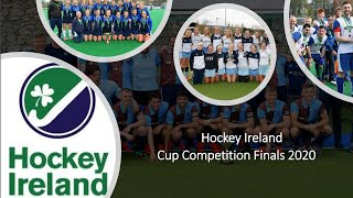 Women's Irish Junior Cup: Old Alex v. Pembroke Wanderers