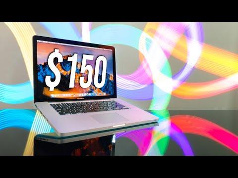 This $150 Apple Macbook Pro is Awesome!