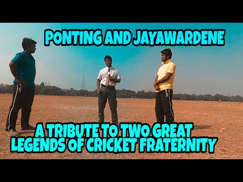 The most awesome mimicry of the cricketers by Amlan Murmu !