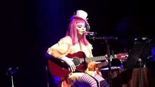Madonna tears of a clown Intervention March 2016