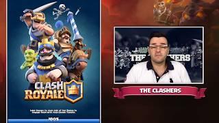 Clash Royale - Legendary Challenge - СЕРИОЗЕН Дек?