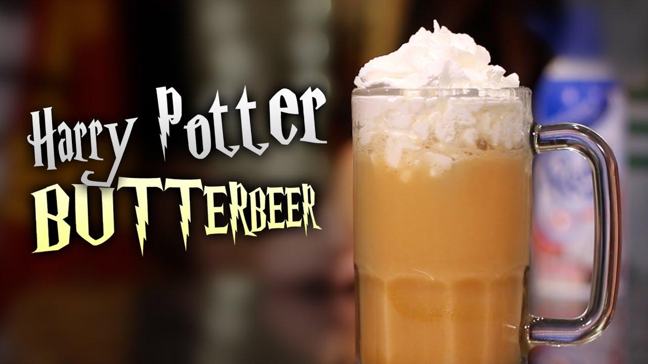 DIY Butterbeer Recipe