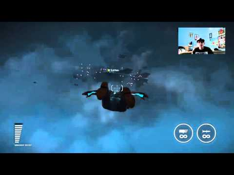 Jet Powered Wing Suit - JUST CAUSE 3 Air DLC