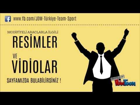 JDM Türkiye Team Sport TANITIM