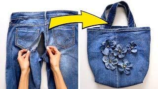 賢いDIYのバッグの作り方14種