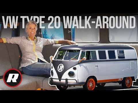 VW Type 20 concept: The future in vintage