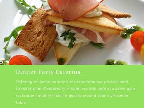 World Class Services For Wedding Catering Kent