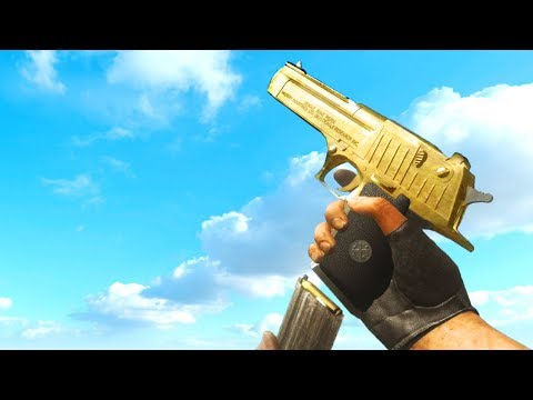 Desert Eagle - Comparison In 40 Different Games