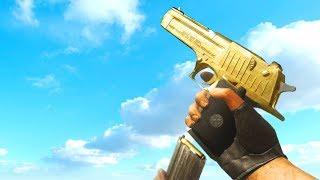 Desert Eagle - Comparison in 40 Different Games
