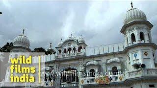 Gurudwara Sri Keshgarh Sahib in Anandpur Sahib, Punjab