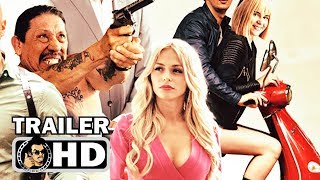 MAXIMUM IMPACT Trailer (2018) Danny Trejo Movie
