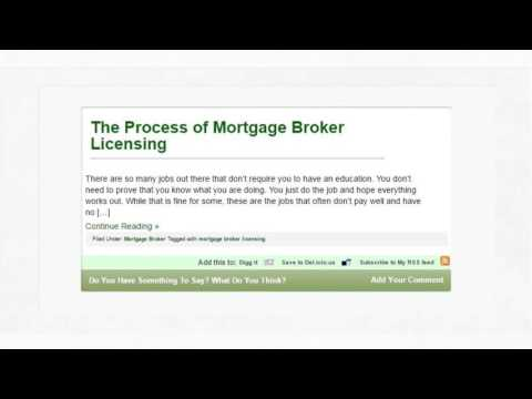 Mortgage Brokerby Verse Finance