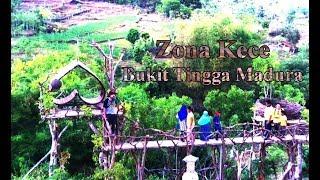 Wisata Alam Bukit Tinggi Madura Dilengkapi Dengan Free Selfie Zona Kece