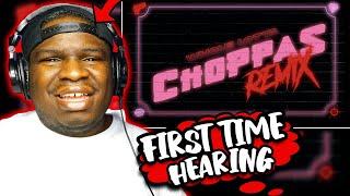 WHO IS THIS ? - Sada Baby - Whole Lotta Choppas [Remix] ft. Nicki Minaj (Lyric Video) - REACTION