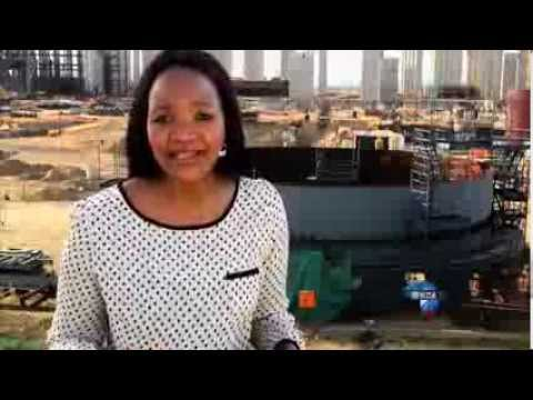 Infrastructure in SA: Rail, Power and Port Pipelines (Part One)