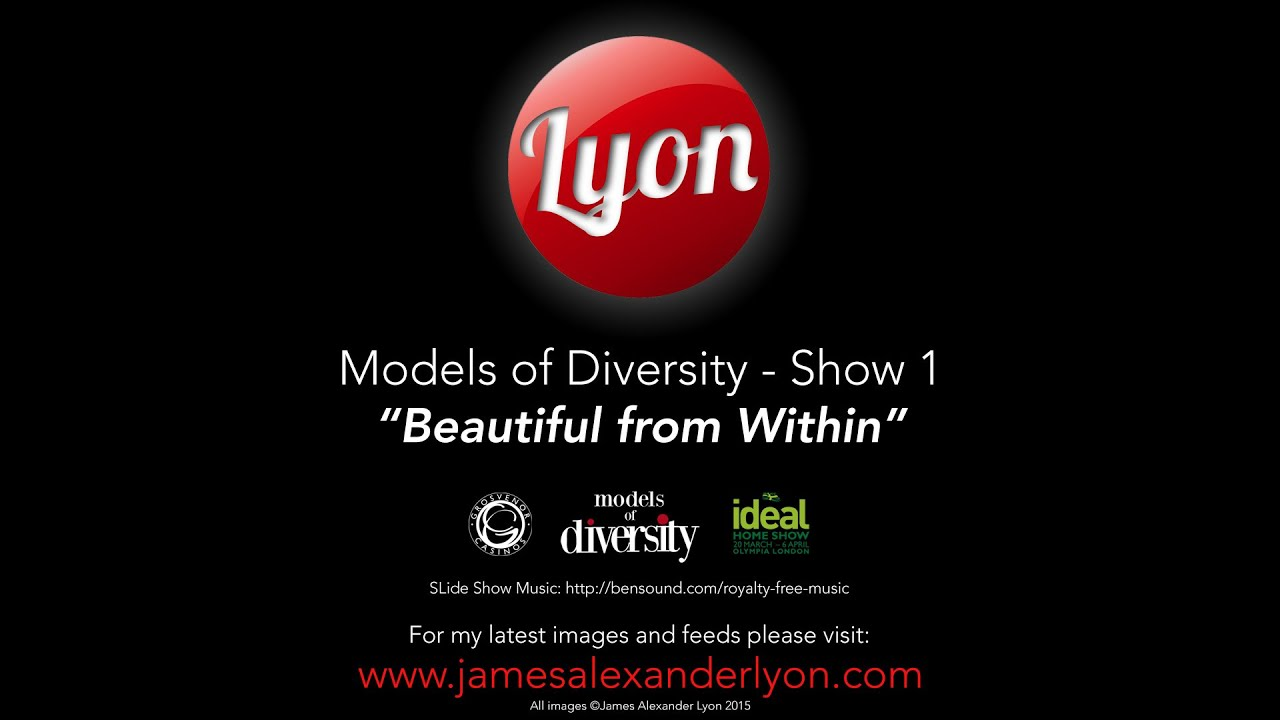 models of diversity runway show 1 beauty from within ideal home