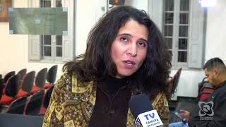 Direto da Sessão - Rose Ielo faz moção a conselho por curso de Promotoras Legais
