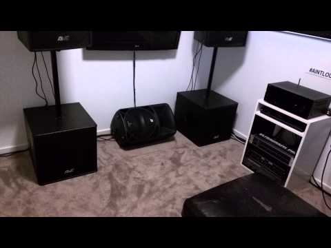 Bedroom sound system updates! - YouTube