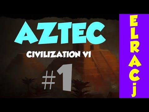 Aztec #1 (Civilization 6): The Famous Aztec City of Washington