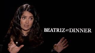 Salma Hayek On Beatriz At Dinner