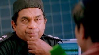 Brahmi Testing Ali With Lie Detector || Super Movie || Nagarjuna, Ayesha Takia, Anushka
