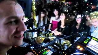 MYSTERY JETS DJ @ TOKYO INDIE X VANITY (Trump Room) 4