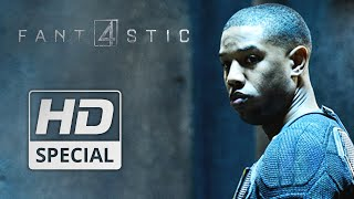 Fantastic Four | 'The Human Torch' Power Piece HD | August 2015