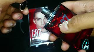 Cristiano Ronaldo CR7 Mens Fragrance (Review)