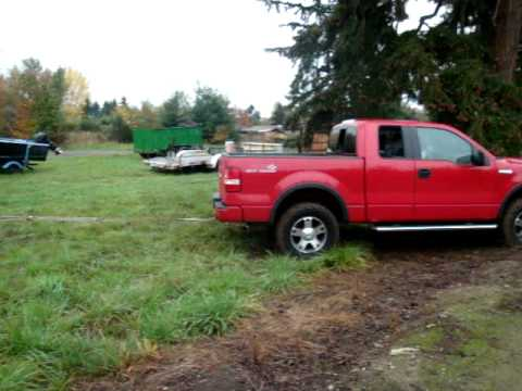 ford fails to pull chevy from the mud youtube. Black Bedroom Furniture Sets. Home Design Ideas